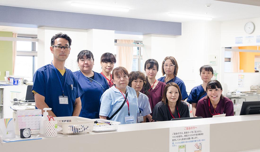 看護部(一般病棟)