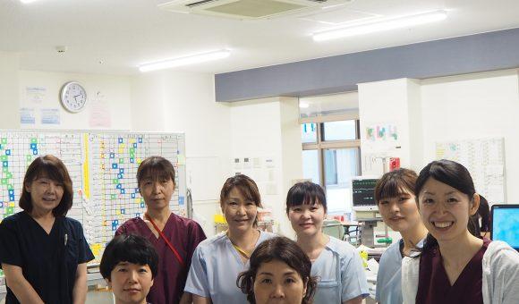 看護部(回復期病棟)