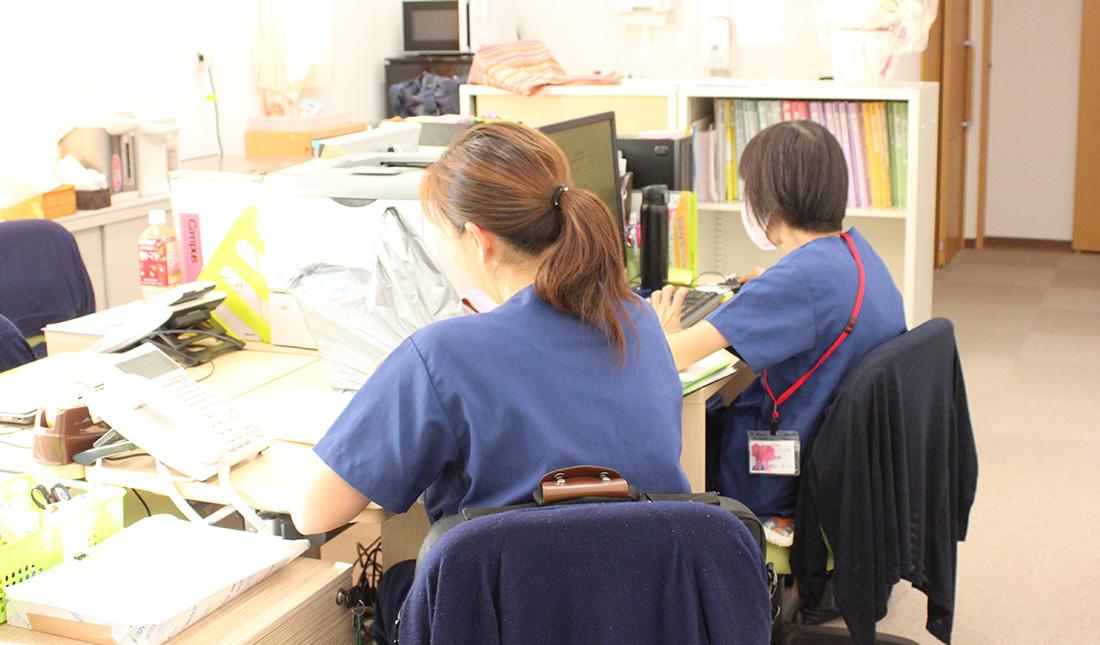月夜野訪問看護ステーションさくらんぼ