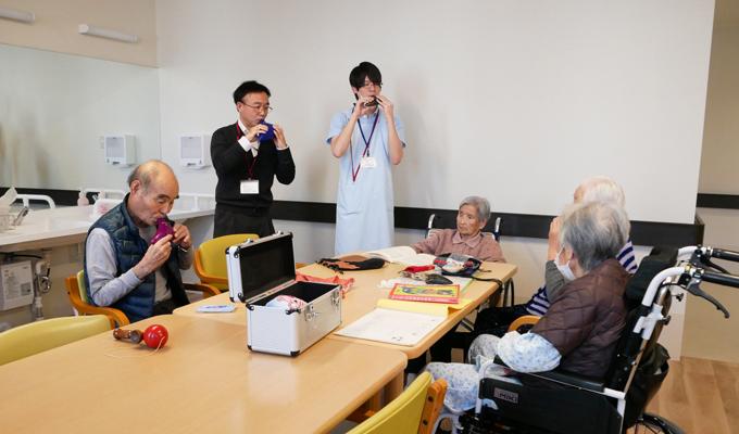 みなかみ町・沼田市 有料老人ホーム 花水月 カフェはなみずき